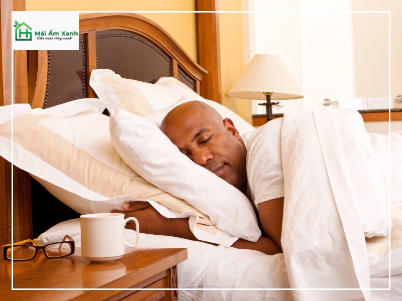 Ngủ ngay sau khi ăn